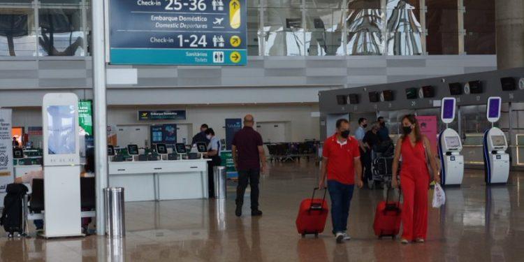 Com o aumento da movimentação de passageiros, Aeroporto de Viracopos vê indicativo de retomada gradual - Foto: Divulgação