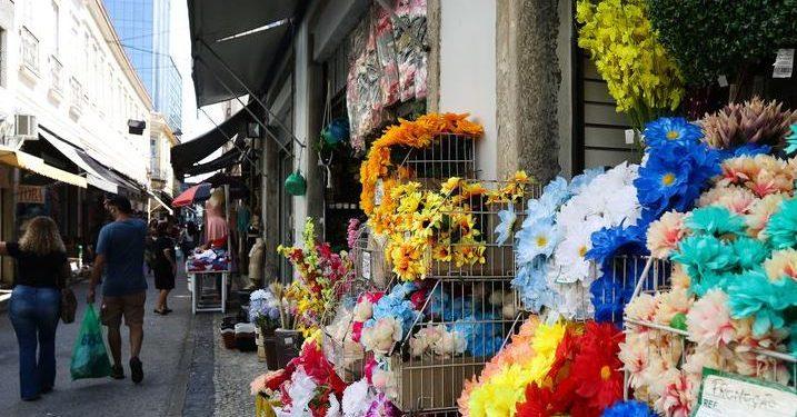 Segundo levantamento, consumo das famílias deve recuperar parte do seu fôlego - Foto: Tânia Rêgo/Agência Brasil