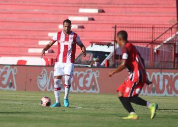O zagueiro Ronaldo Alves - Foto: Tiago Caldas/CNC
