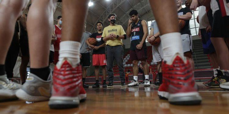O Clube Regatas tem tradição na formação de jogadores de basquete. Foto: Leandro Ferreira/Hora Campinas