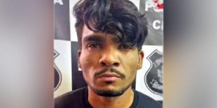 Lázaro chegou a ser visto numa padaria há poucos dias e dormiu numa fazenda, sob acobertamento do dono, que foi preso Foto: Polícia Civil/Divulgação