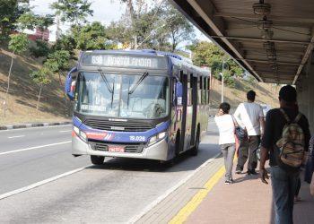 Importunação sexual  foi praticada dentro de um ônibus do transporte coletivo - Foto: Leandro Ferreira/Hora Campinas