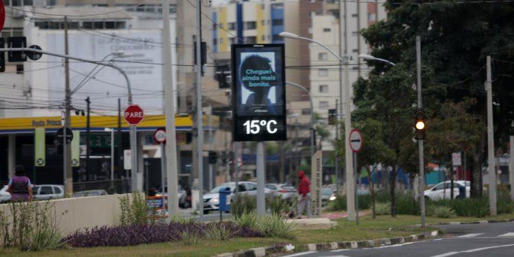 Segundo Cepagri, ventos ficam mais intensos à noite, o que deve ampliar a sensação de frio em Campinas - Fotos: Leandro Ferreira/Hora Campinas