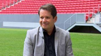Marco Antonio La Porta, vice-presidente do COB e chefe da missão do Time Brasil em Tóquio - Foto: Divulgação/TV Brasil
