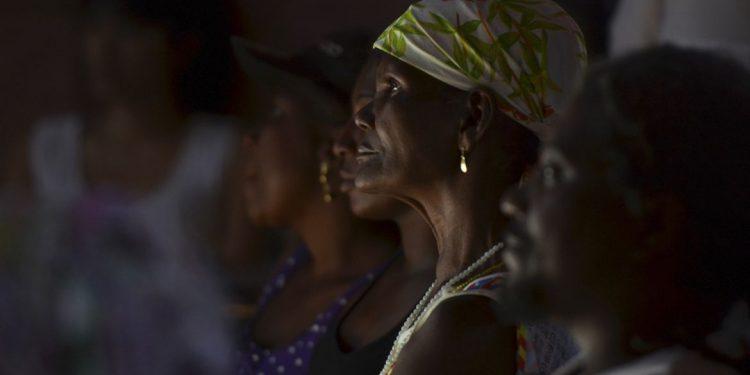 Comunidade quilombola em São Jorge, Goiás: governo estima, com base no censo, mais de um milhão de pessoas no País, mas número pode ser bem maior Foto: Marcello Casal Jr/Agência Brasil