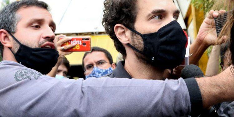 Dr. Jairinho, que está preso e corre risco de perde o mandato - Foto: Tânia Rêgo/Agência Brasil