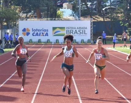 Tiffani Marinho, atleta da Orcampi classificada para os Jogos Olímpicos. Foto: Divulgação/Orcampi