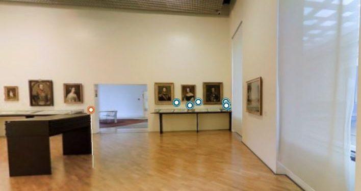 Tour virtual na Pinacoteca de São Paulo - Foto/ Reprodução