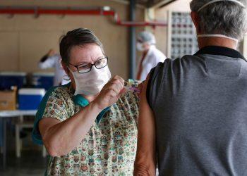 A vacinação contra a gripe em Campinas ganha novos públicos a partir desta quarta-feira (9). Foto: Leandro Ferreira/Hora Campinas.