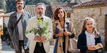 Família se une para uma viagem inusitada: drama com características de comédia, mas em nenhum momento a roteirista María Minguez esconde os problemas Fotos: Divulgação