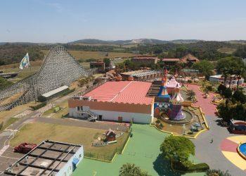 O primeiro Distrito Turístico do estado envolve parques e shoppings, na região de Itupeva. Foto: Leandro Ferreira/Hora Campinas