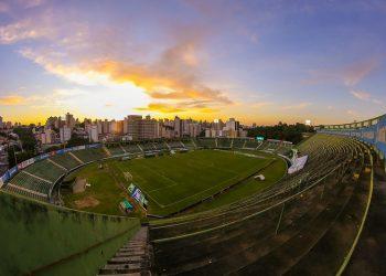 O Brinco de Ouro da Princesa substituiu o Pastinho, primeiro estádio do Guarani. Foto: Thomaz Marostegan/Guarani FC