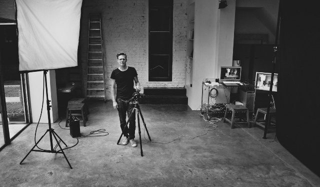 Bryan Adams, músico e fotógrafo - Foto: Divulgação