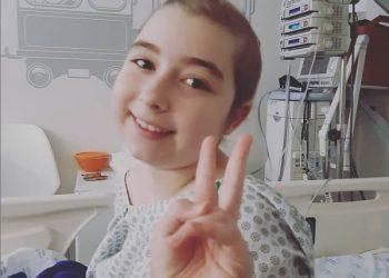 A jovem paciente de Jundiaí, Fernanda Manzutti, que luta contra a doença - Fotos: Reprodução/ Instagram