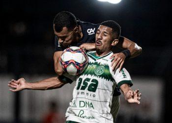 Com o empate desta terça, o Guarani cai para a 7ª colocação. Foto: Talita Gouveia/Guarani FC