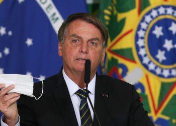 Jair Bolsonaro passará por exames na capital paulista. Foto: Rodrigues Pozzebon/Agência Brasil