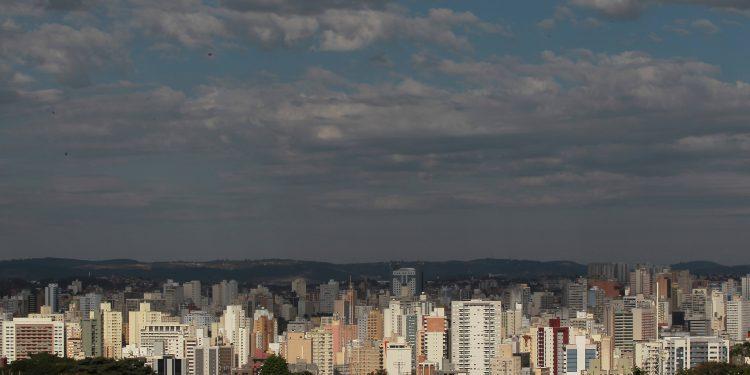 Cidade de Campinas, que chega agora a 108.026 diagnósticos positivos da doença. Foto: Leandro Ferreira \ Hora Campinas