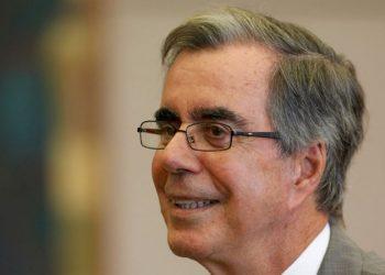 Em 1980, aos 35 anos, no governo de João Figueiredo, Langoni se tornou o mais jovem presidente do Banco Central Foto: Divulgação