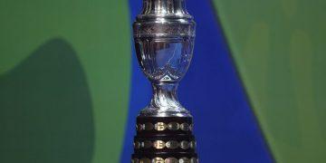 Troféu cobiçado por dez seleções sul-americanas: para analistas, Brasil é o favorito à competição Foto: Lucas Figueiredo/CBF