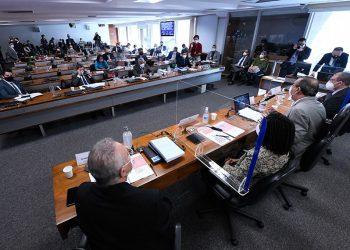CPI da Pandemia vai ouvir hoje à tarde os irmãos que denunciaram irregularidades na aquisição de vacina. Foto\ Agência Senado