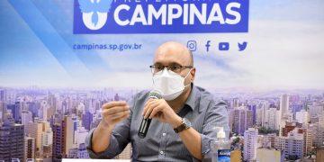 O prefeito de Campinas, Dário Saadi: no limite. Foto: Divulgação\PMC