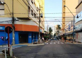 Araraquara adota novamente lockdown para tentar conter os casos de Covid-19 no município - Foto: Divulgação/Prefeitura de Araraquara
