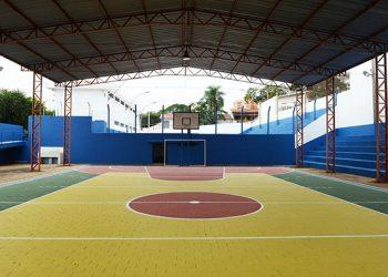 Espaço revitalizado:  investimento na restauração foi de aproximadamente R$ 500 mil Foto: Eduardo Lopes/Divulgação