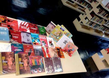 Livros doados ao acervo da biblioteca municipal de Campinas. Foto: Divulgação