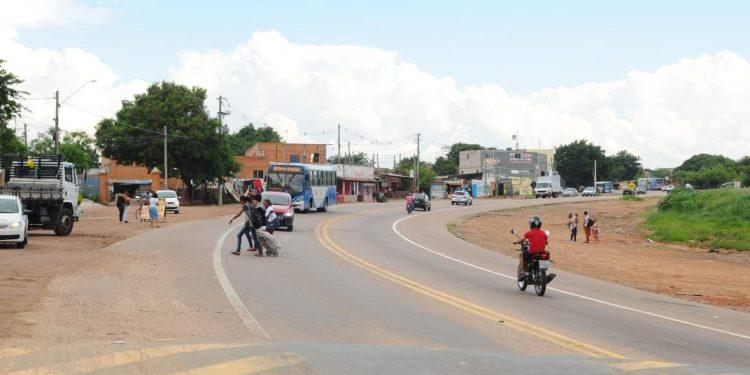 Trecho da rodovia Miguel Melhado no Jardim Campo Belo, em Campinas: reivindicação antiga. Fotos: Leandro Ferreira \ Hora Campinas