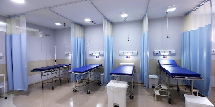 Leitos serão abertos no Hospital Metropolitano: alívio. Foto: Divulgação \ PMC