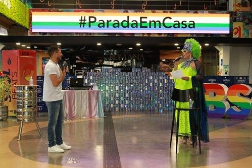 Considerada a segunda maior do estado, atrás apenas de São Paulo, a Parada LGBT de Campinaspromete muitas atrações. Foto: Divulgação