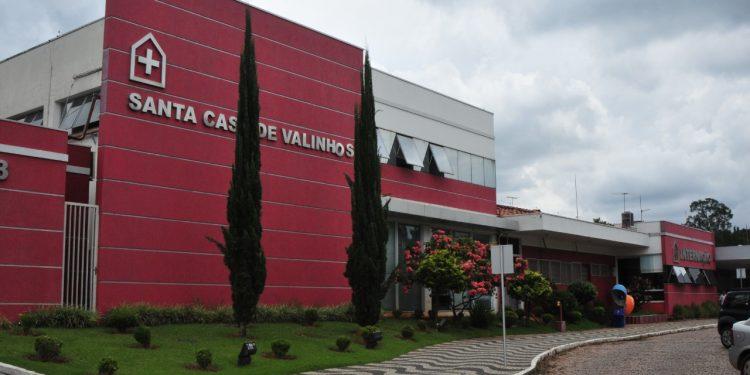 Santa Casa de Valinhos: lotação de 100%. Foto: Divulgação
