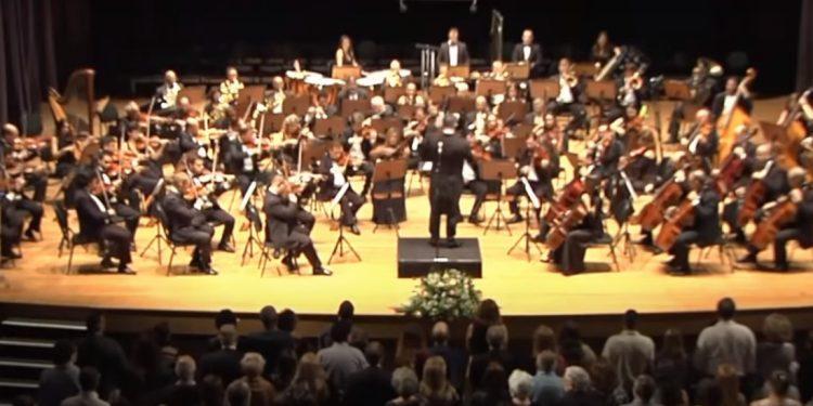 A apresentação da Sinfônica será neste sábado, a partir das 18h30. Foto: Reprodução