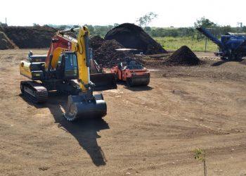 Chamada de Usina Verde, equipamento é feito em parceria com o Instituto Agronômico. Foto: Divulgação