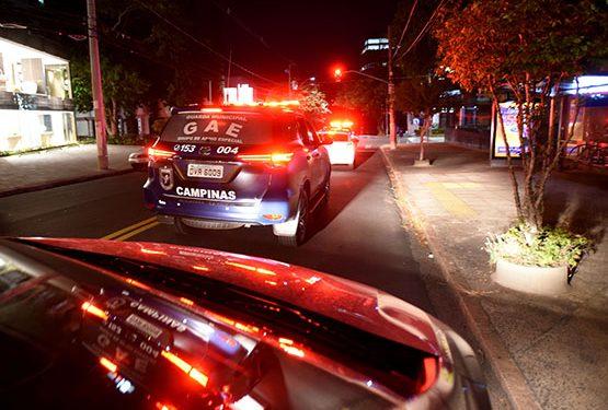 As ações de fiscalização da Prefeitura de Campinas prosseguem neste domingo (4). Foto: Carlos Bassan/PMC