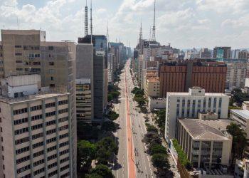 Paulista estava fechada ao público desde março de 2020, devido ao estado de emergência da Capital em razão da pandemia da Covid-19. Foto: Rogério Cassimiro/MTUR