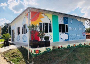 Bazar do Sonho, da Casa da Criança Paralítica: objetivo de abrir um sebo até o final do ano com ajuda de doadores - Fotos: Divulgação