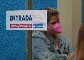 Campinas vai ter o quinto Dia D da vacinação contra Covid-19 no feriado de 9 de julho - Foto: Leandro Ferreira/Hora Campinas