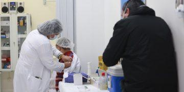 Campinas amplia parcerias na vacinação contra a Covid-19, com empresas que se comprometem a desenvolver programa. Foto: Leandro Ferreira/Hora Campinas