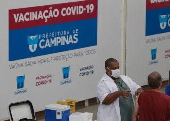 Campinas promove amanhã o 5º Dia D contra Covid-19: atendimento só para pessoas agendadas - Foto: Leandro Ferreira/Hora Campinas