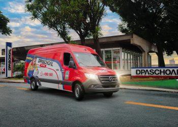 Loja Móvel DPaschoal atenderá os clientes de Campinas, mas já há projeto de expansão para chegar a 35 unidades no País Fotos: Divulgação