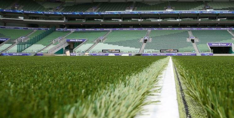Jogo será no Allianz Parque, pela 13ª rodada da Série A do Campeonato Brasileiro - Foto: Fábio Menoti/ Agência Palmeiras