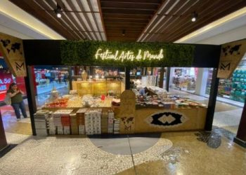 Exposição pode ser conferida até domingo no shopping Dom Pedro - Foto: Divulgação