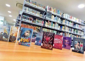 Biblioteca municipal volta a atender o público com acervo renovado - Foto: Divulgação/Prefeitura de Hortolândia
