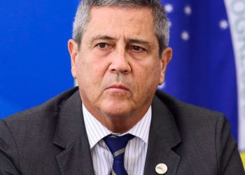 O ministro Braga Netto disse que não enviou recado - Foto: Marcelo Camargo/Agência Brasil