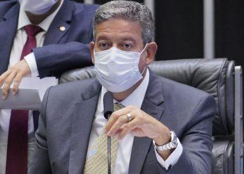Arthur Lira, presidente da Câmara dos Deputados: reforma tributária entra logo após o recesso - Foto: Pablo Valadares/Câmara dos Deputados