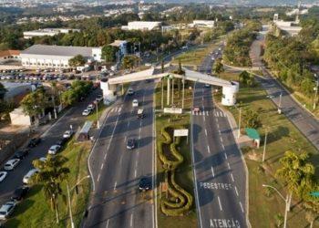 Portal de entrada da cidade: a partir de segunda Valinhos adota nova medida - Foto: Prefeitura de Valinhos