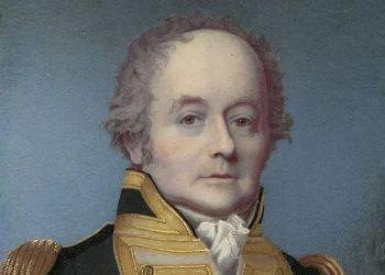 O famoso capitão William Bligh - Foto: Reprodução/Wikipedia