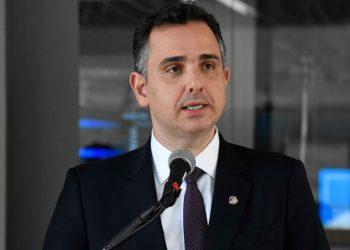 O senador Rodrigo Pacheco - Foto: Roque de Sá/Agência Senado