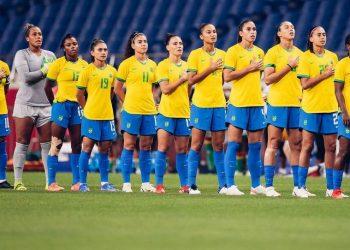 Seleção brasileira de futebol feminina tem que vencer o Canadá para chegar à semifinal - Foto: Sam Robles/CBF